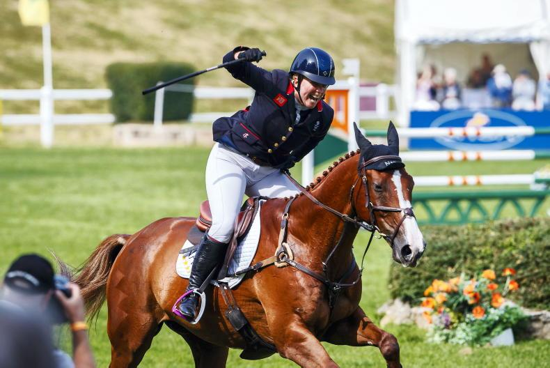 BICTON: Tattersall wins her first five-star in style