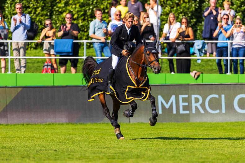 PONY TALES: Comme Il Faut retired from show jumping