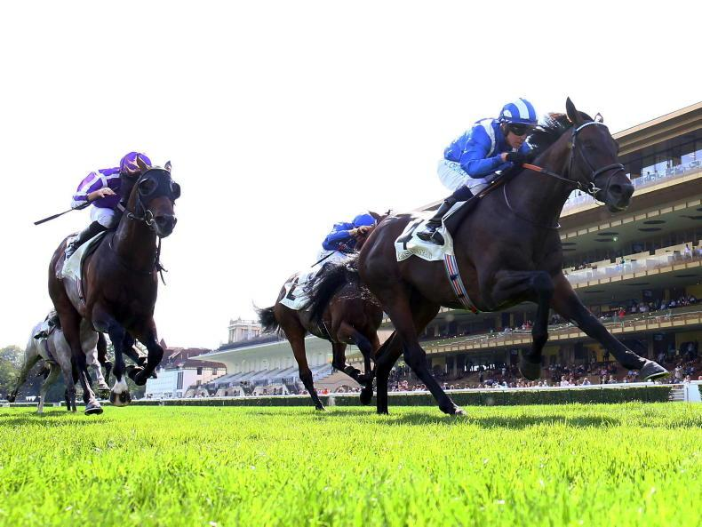 FRANCE: Baaeed bags his first Group 1