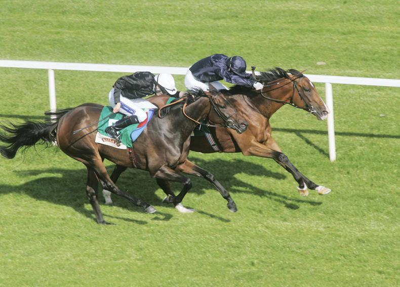 LOOKING BACK: Four of the best at Leopardstown