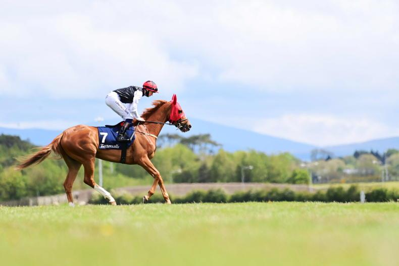 CURRAGH SUNDAY: Weld mare on Song for third victory