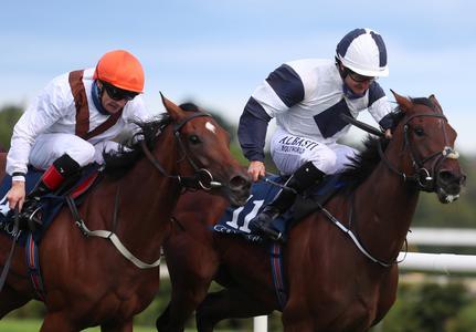 No Speak Alexander lands dramatic Matron Stakes