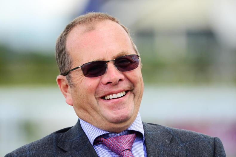 VIDEO: Four Leopardstown winners for Ger Lyons