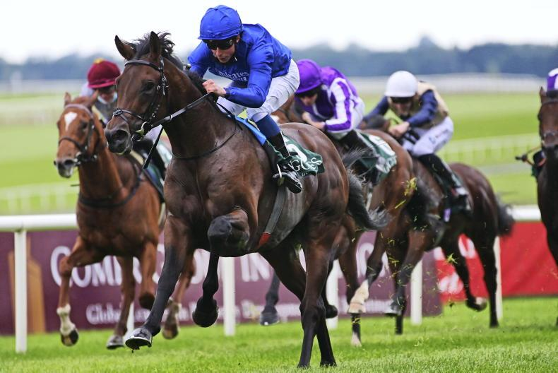 CURRAGH SUNDAY: Appleby's National domination has Native firmly on Guineas Trail