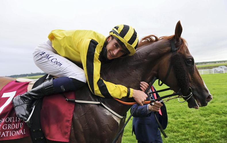 Murtagh rules out Melbourne Cup run for Sonnyboyliston