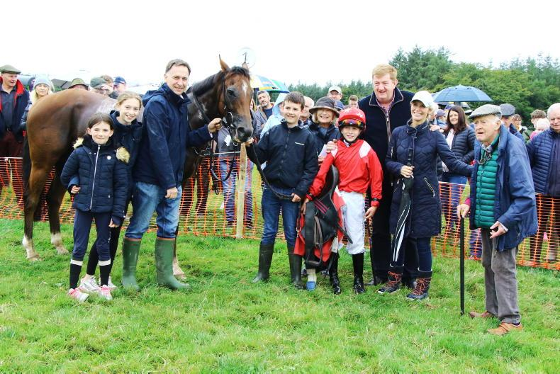 HORSE AND PONY RACING: Memorable day for de Bromhead, Grant and O'Keeffe