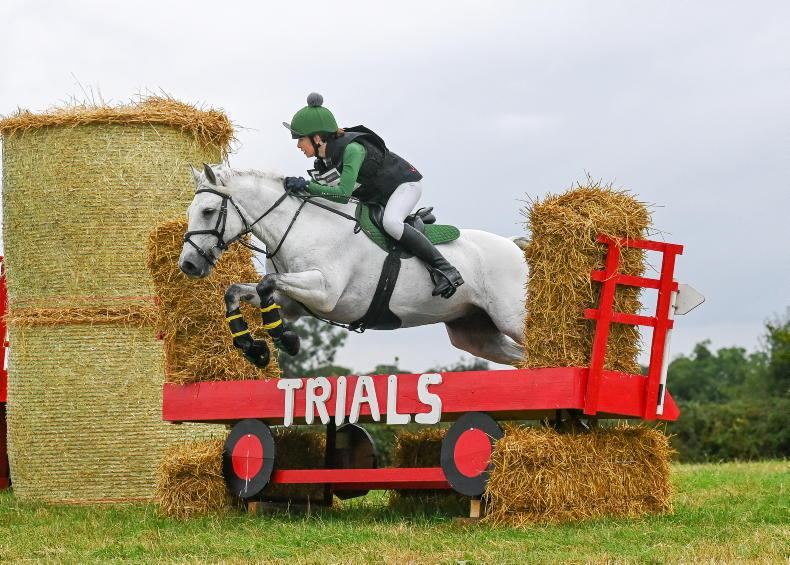 EI NATIONAL CHAMPIONSHIPS: Minstrel plays right tune for O'Connor