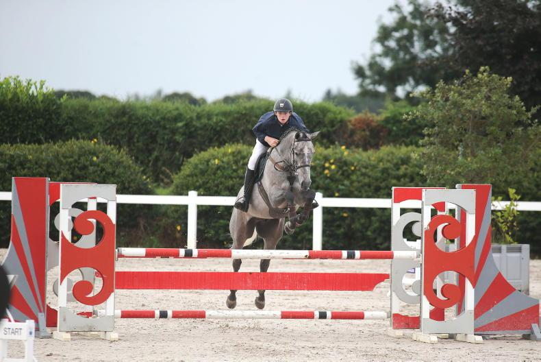 SHOW JUMPING: Gibbons aces all to post victory