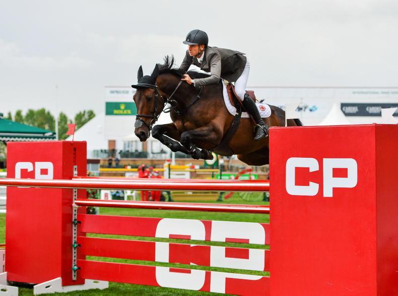 INTERNATIONAL: Guerdat wins sport's biggest paycheck in Calgary