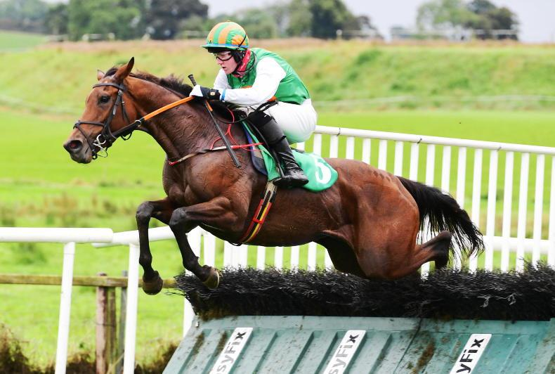 DOWNPATRICK FRIDAY: Ally Cay win pleases McConnell