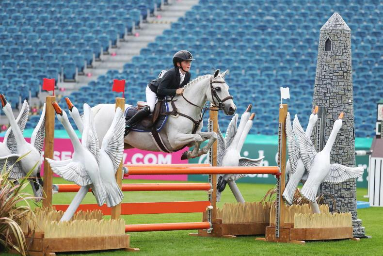 SHOW JUMPING: Pony champions crowned