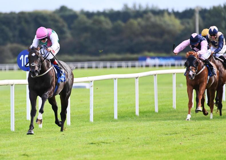 FAIRYHOUSE MONDAY: Lyons and Keane have the Answer again