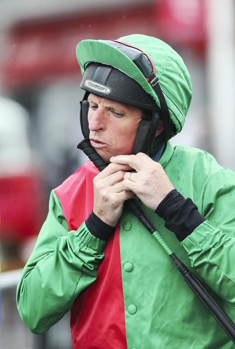 As one leading rider retires another rises up