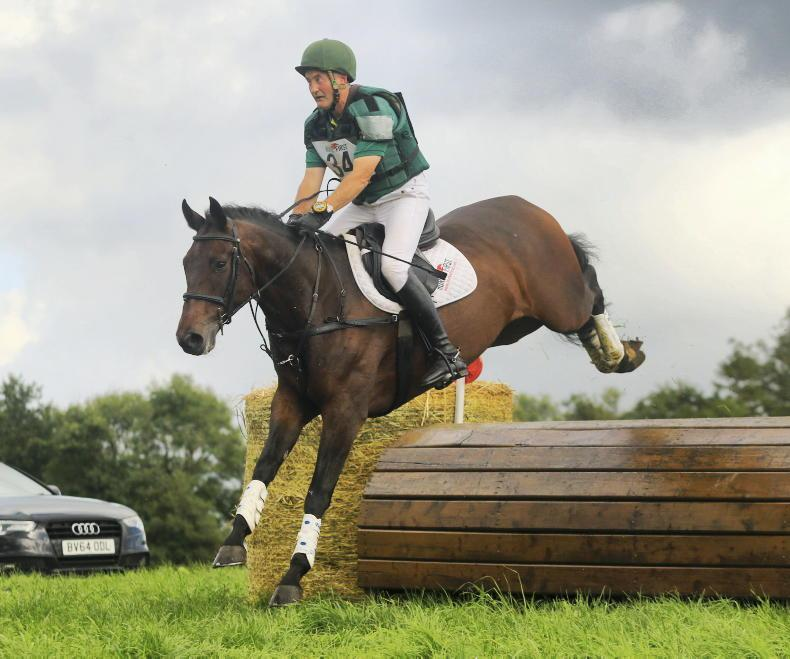 EVENTING: Double joy for Smith