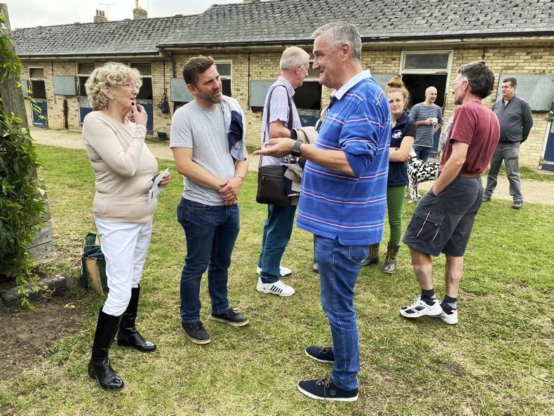 THE HENRY CECIL OPEN WEEKEND: Showcasing racing at its best