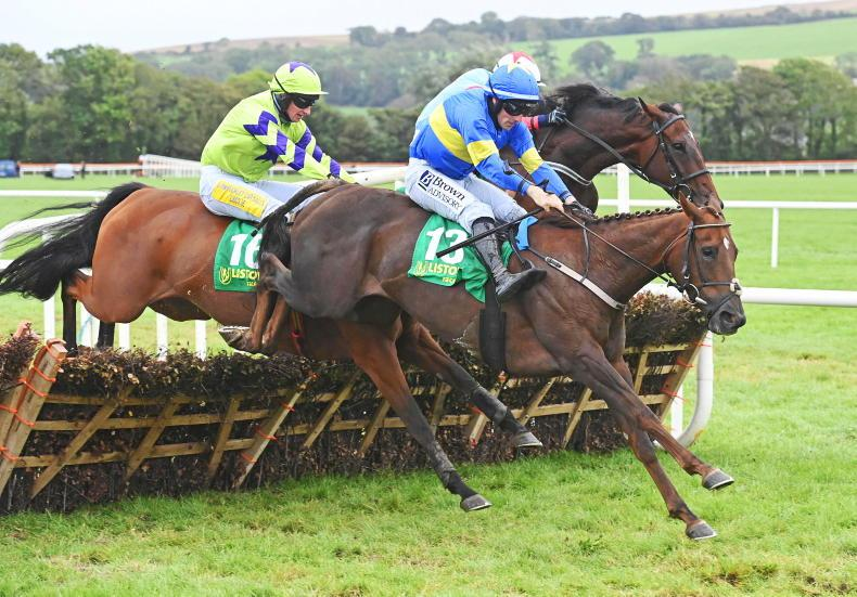 LISTOWEL FRIDAY: Sean Flanagan steps in for Mullins spare