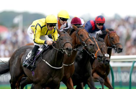 Perfect result for Fahey and Soumillon in Middle Park