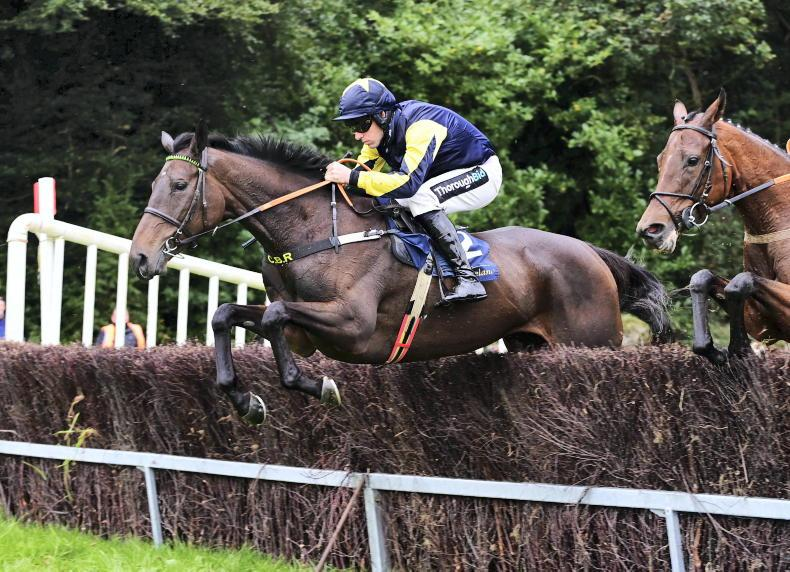 MONKSGRANGE SUNDAY: Bowe and O'Neill hitting the high notes