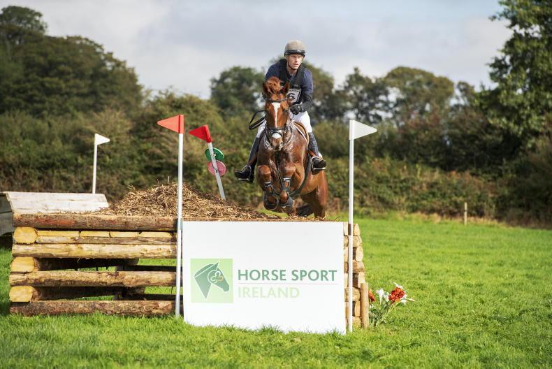 BALLINDENISK INTERNATIONAL: Smales 'Storms' home to win