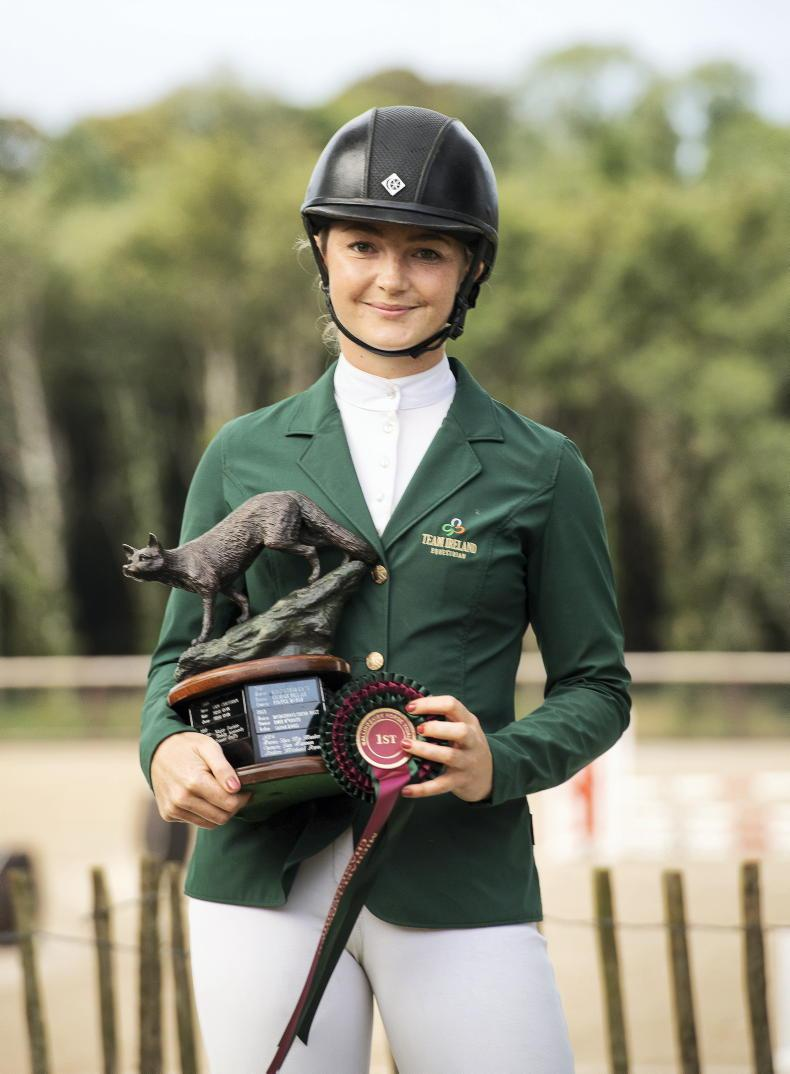 BALLINDENISK INTERNATIONAL: Hutchinson on right page with HSH Limited Edition