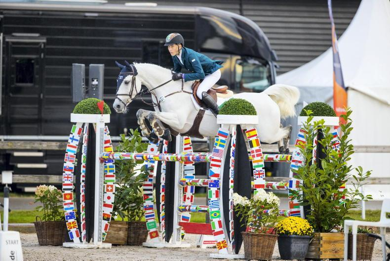 INTERNATIONAL: Gold for Irish pony team at Nations Cup final