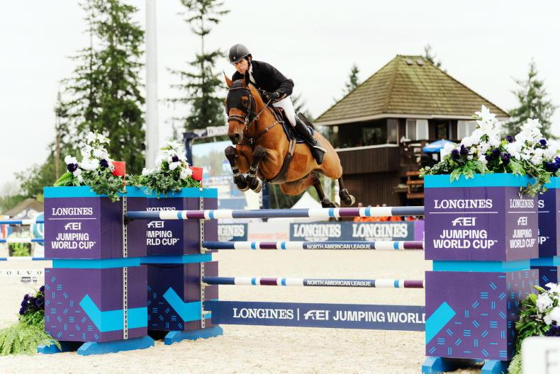 INTERNATIONAL: World Cup win for Swail in Canada