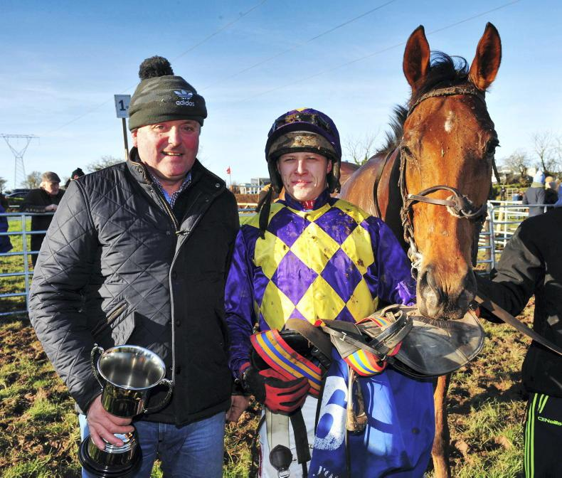EOGHÁIN WARD: Goff delight at Shane's big win