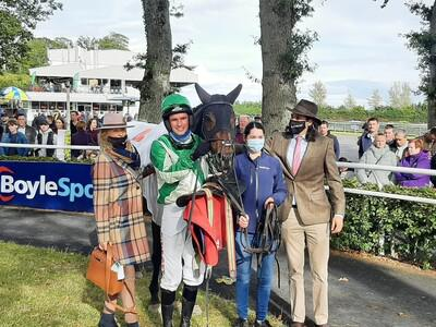 Royal Rendezvous digs deep to take Gowran Grade Two