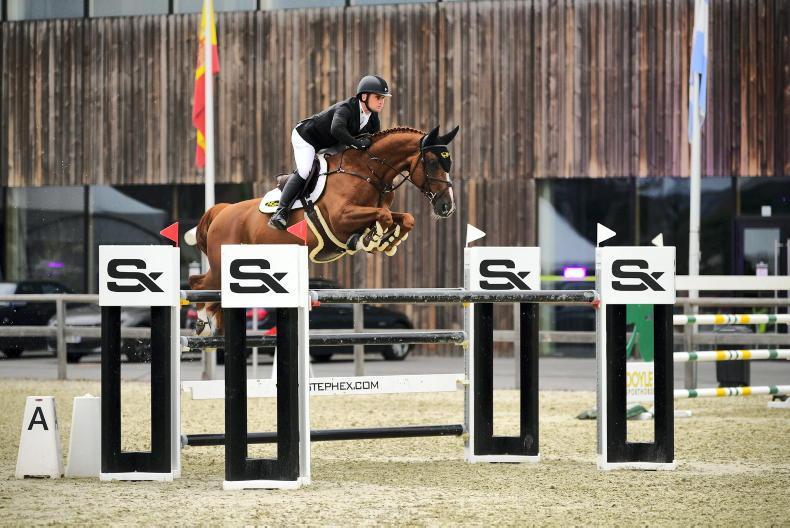 INTERNATIONAL: Two-star win for Howley in Bonheiden