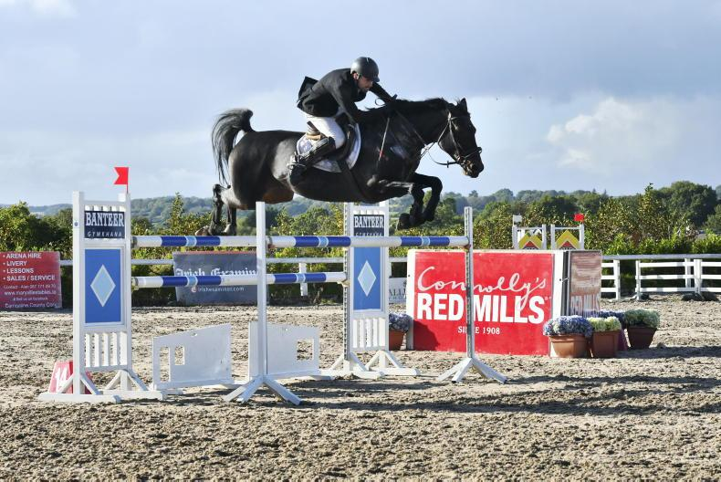 SHOW JUMPING: Clean sweep of Munster titles for Moran