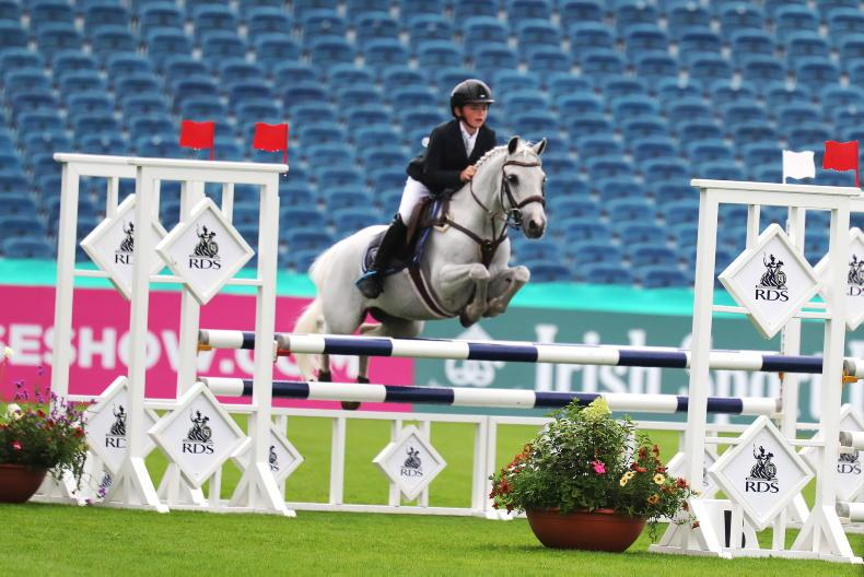 SHOW JUMPING: Fierce competition at Inter Provincial All Ireland finals