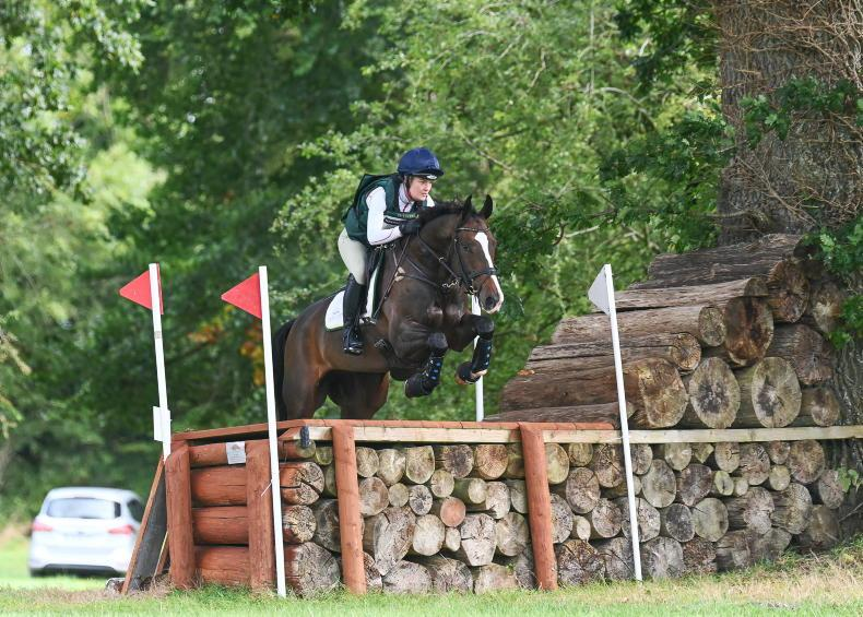 EVENTING: Doubles for Abbott and Smith in Grove