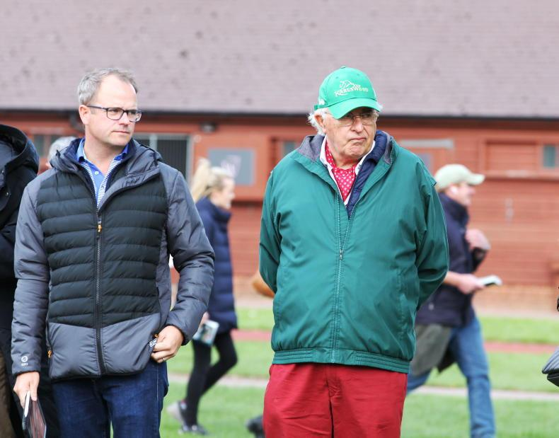 TATTERSALLS OCTOBER YEARLING SALE: Multiple champion is still tops