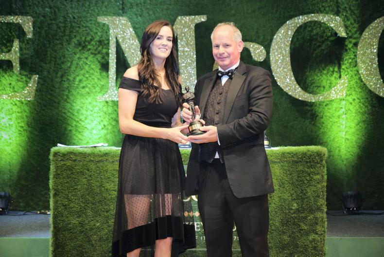 NEWS: Honeysuckle team honoured at McCoy Awards