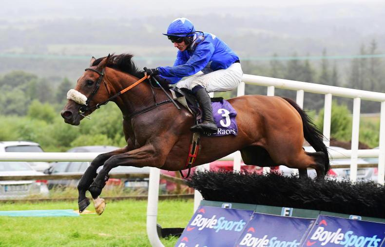 FAIRYHOUSE SATURDAY: Take Harrington's Dont to be right on time at Fairyhouse