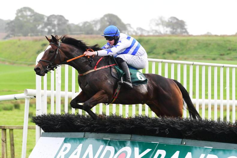 DOWNPATRICK FRIDAY: Foley on fire with first treble