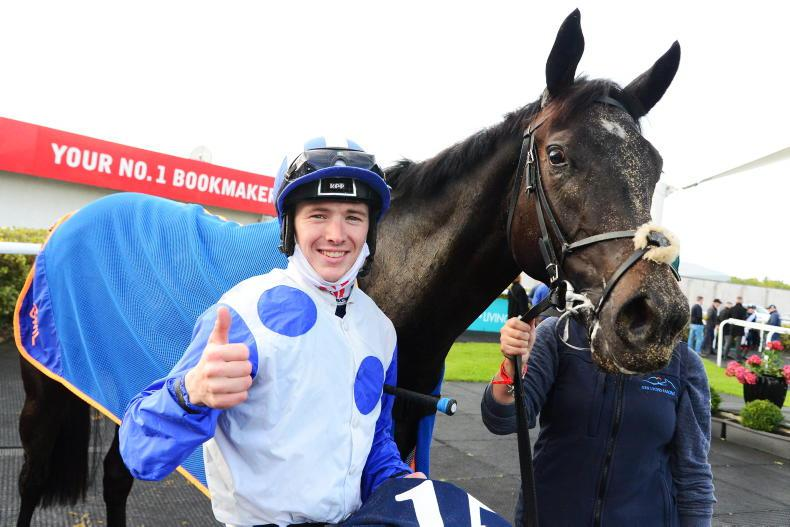 DUNDALK FRIDAY: Keane equals O'Brien's record