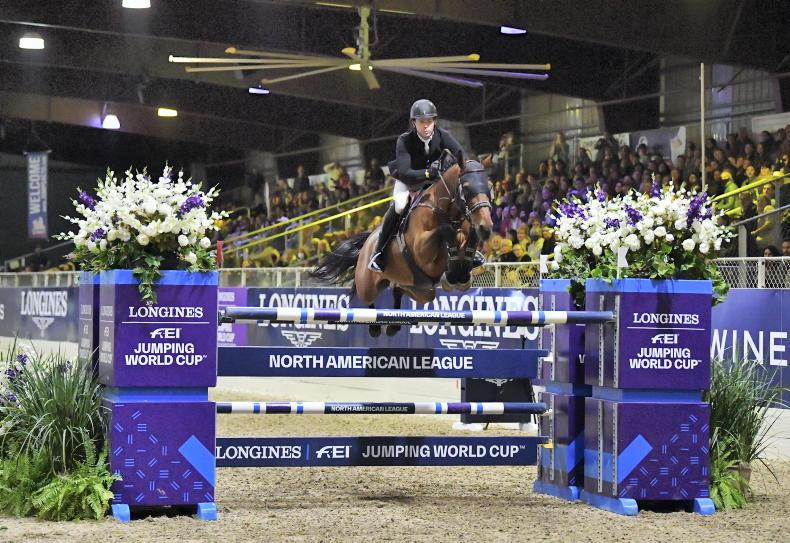 INTERNATIONAL: Swail wins another World Cup qualifier