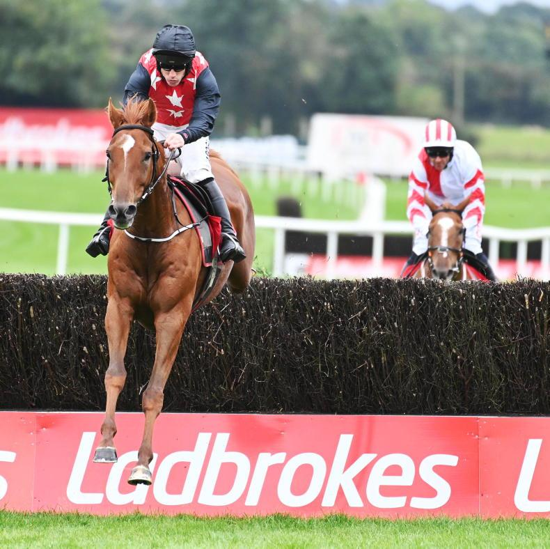 PUNCHESTOWN TUESDAY: Gentleman in command