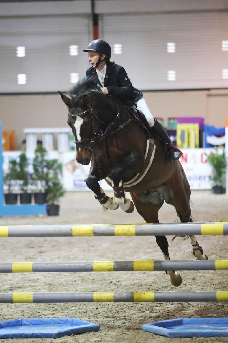 SHOW JUMPING: Doyle and McFall claim top amateur titles