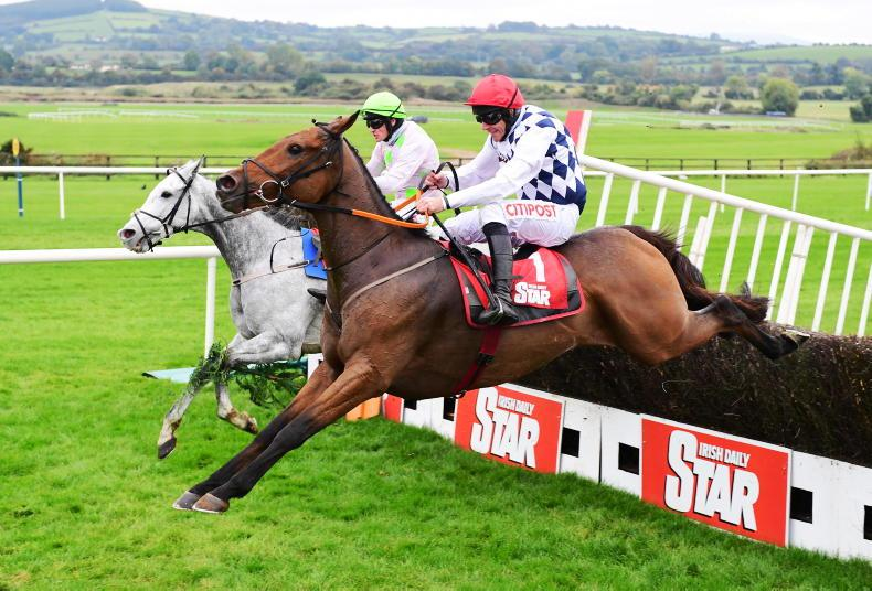 PUNCHESTOWN WEDNESDAY: 'Grand' plans for Galvin after six wins in a row