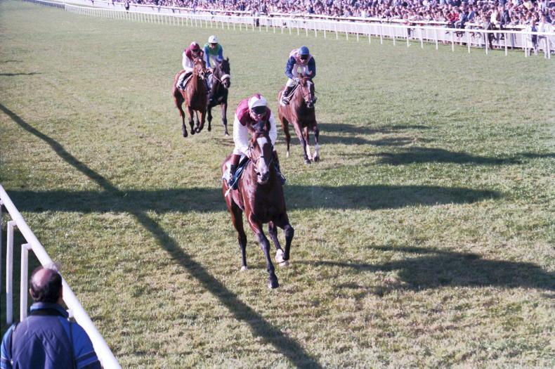 LOOKING BACK: Landmark victory for Sheikh Mohammed