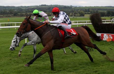 Galvin keeps up winning run on Punchestown return