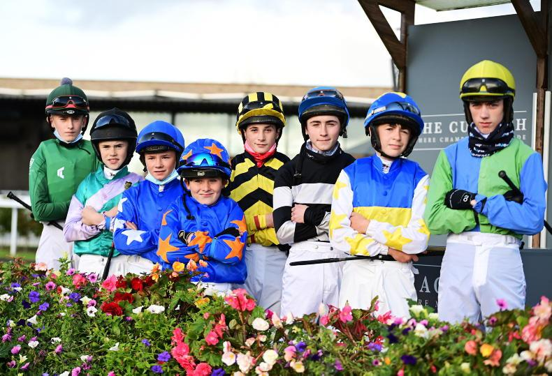 HORSE AND PONY RACING: 'Tubs' takes a star turn