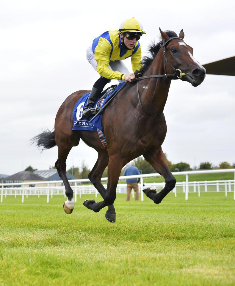 CURRAGH THURSDAY: Sissoko scores in style for O'Brien