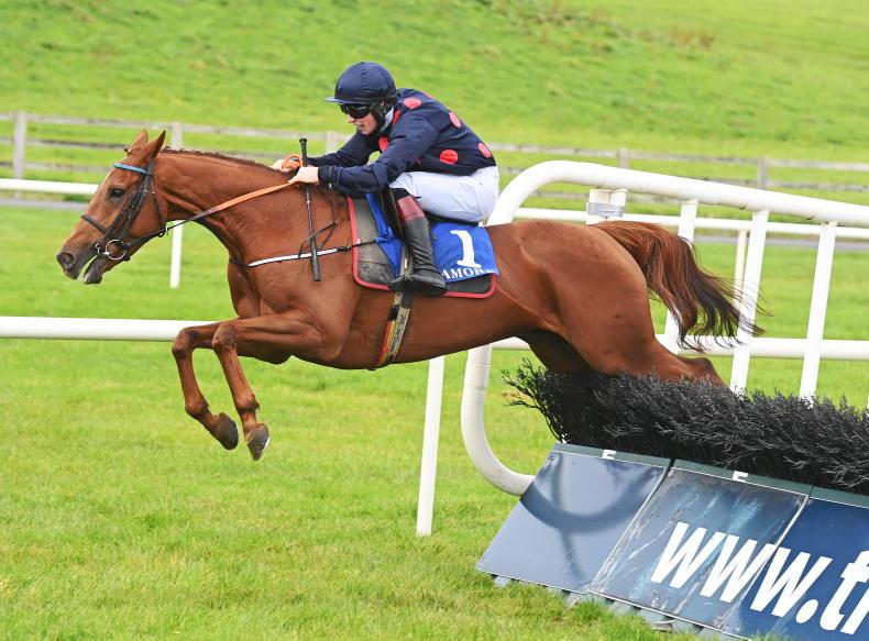 TRAMORE THURSDAY: Four share a day of doubles