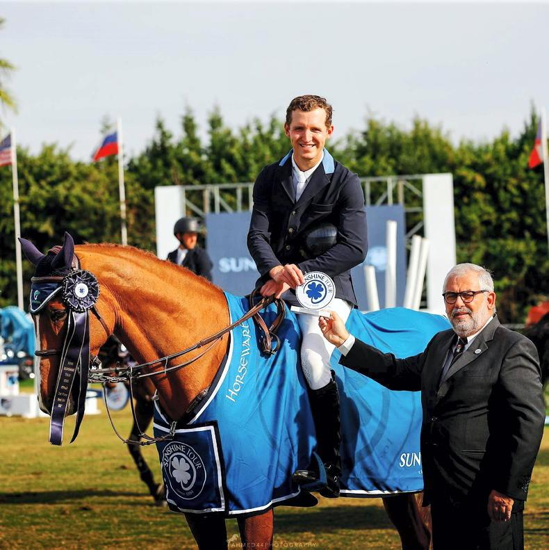 SHOW JUMPING: Grand Prix win for O'Reilly Hyland
