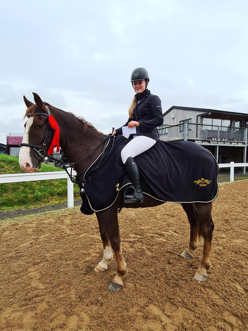 SHOW JUMPING: Sixt triumphs with Ecklands Helado