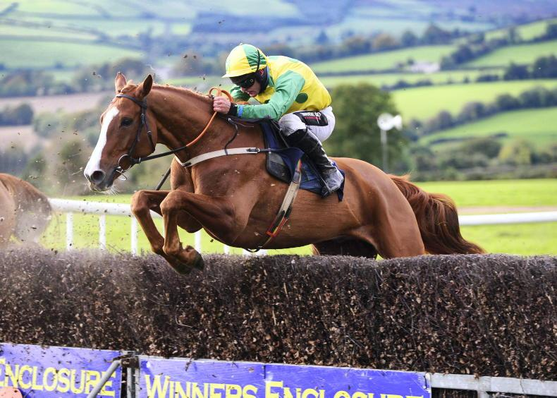 POINT-TO-POINTS: TINAHELY: Loughran off the mark with The Master