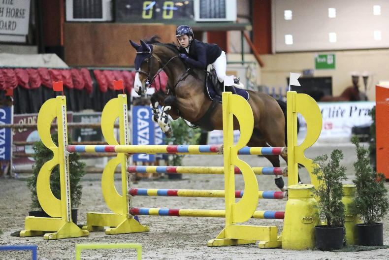 SHOW JUMPING: Morrin shines with Junior Kannan